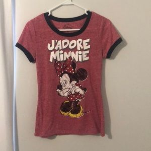 Tops - A Minnie mouse tee